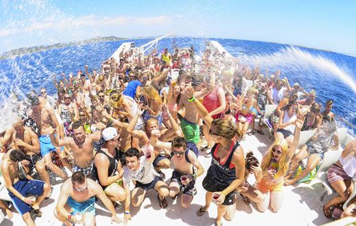 Boat Party Malta