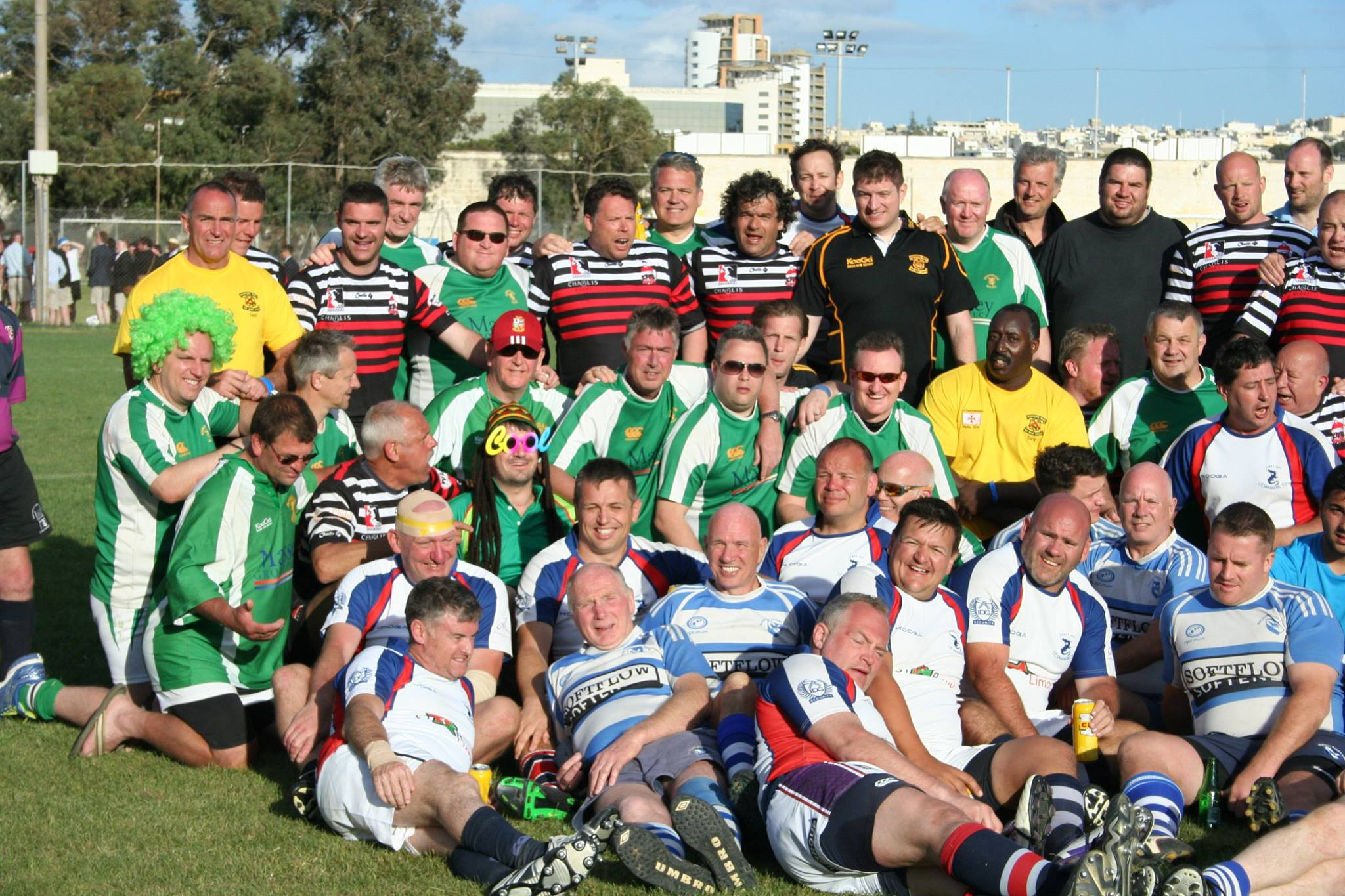 Rugby Tour Malta