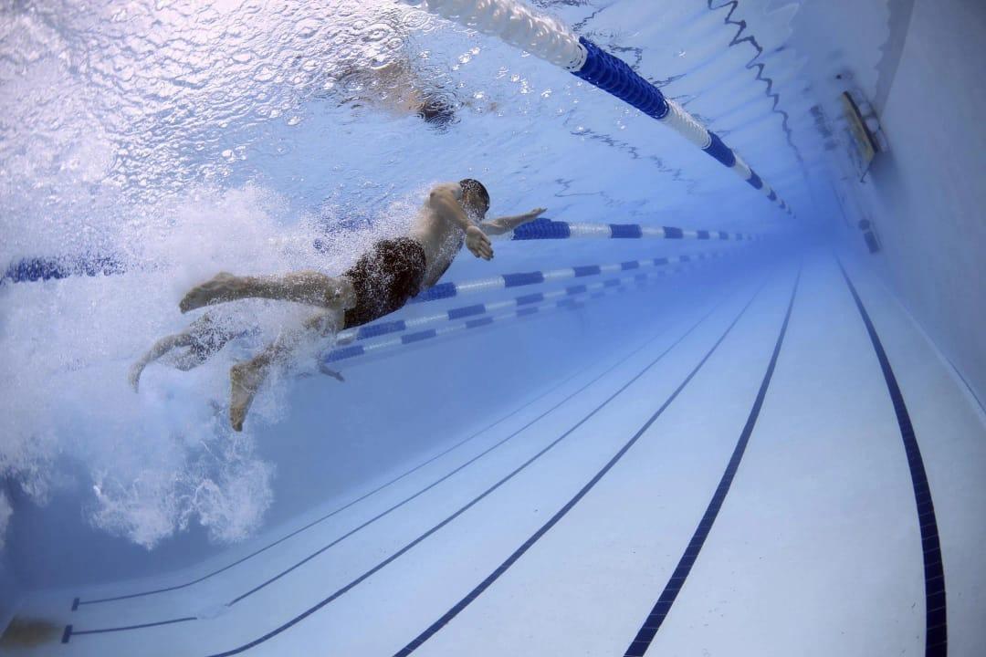 Swimming tour