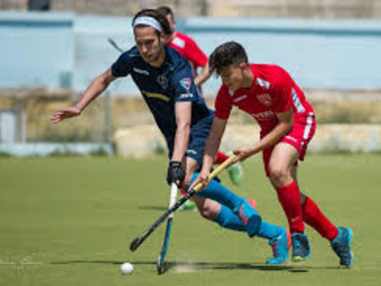 Malta Hockey camp