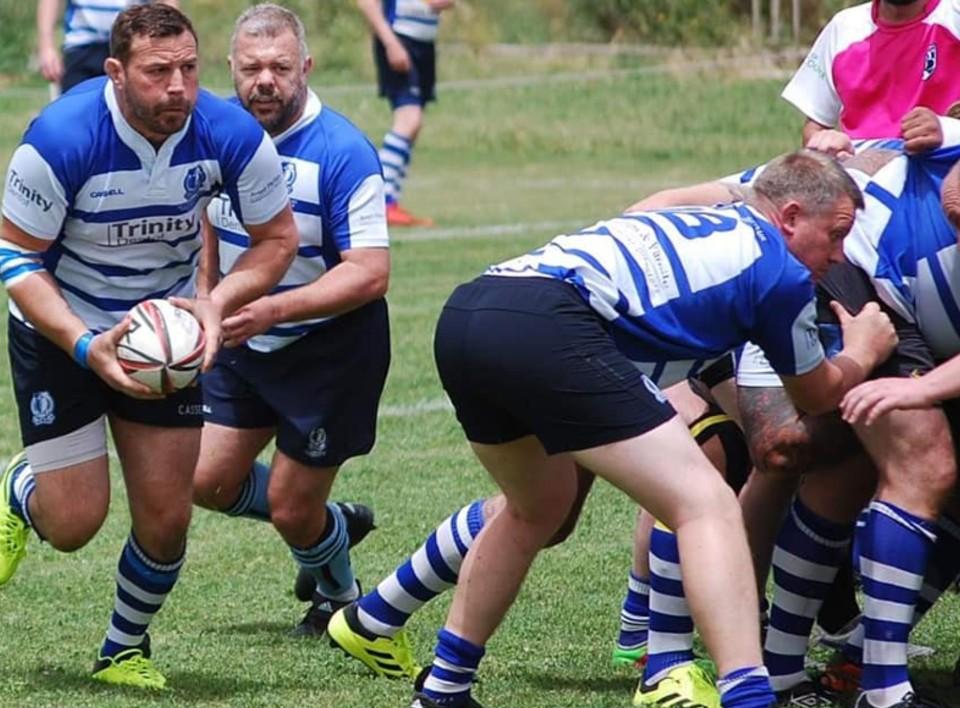 Malta Vets Rugby Tournament